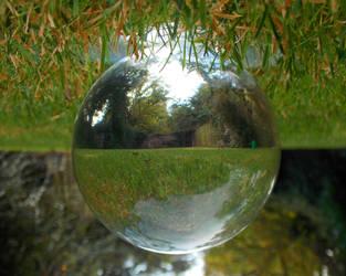 My world in reflection by Satorstar
