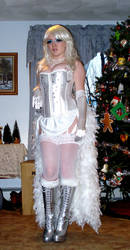 Burlesque Emma Frost by SubconsciousDreaming