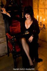 Elvira Mistress of the Dark by SubconsciousDreaming