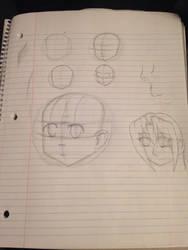 Doodling 1 by Snailkin