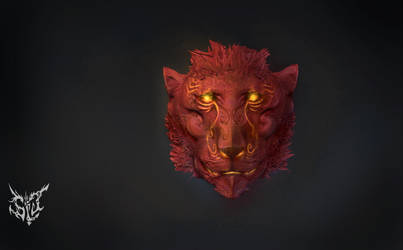 Tigerrr by gossj10