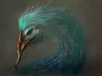 bird thingy by gossj10