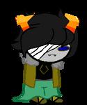 Trollsona: Utsuho Nirvan by twilightseaprisoner