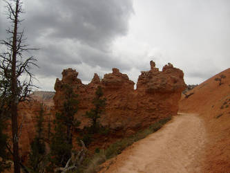 fortress in bryce canyon by dxball