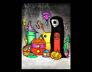Trick or Treat by Simanion