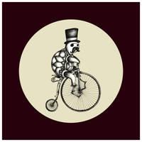 The Slow Bike Race by Simanion