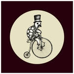 The Slow Bike Race by Simanion
