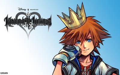 Sora - KH HD 1.5 ReMIX by UxianXIII