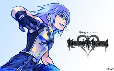 Riku - KH HD 1.5 ReMIX by UxianXIII