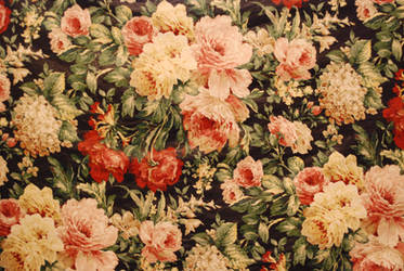 Floral Texture 2-Stock by Thorvold-Stock