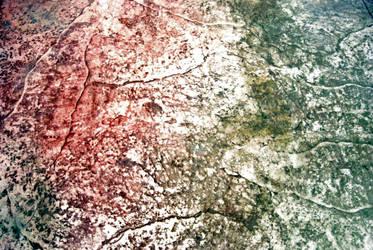 Muti Coloured Granite Texture by Thorvold-Stock