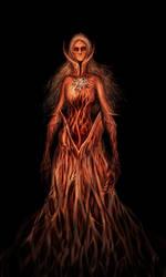 Elana the squalid queen by Elleybug