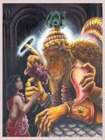 Bless You, Prahlada by leksbronks