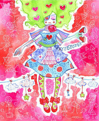 Love Panic by slappy-chan