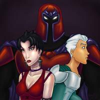 X-MenEvo: Father by kiwifairy