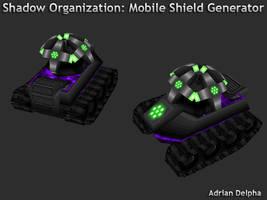 Mobile Shield Generator by DelphaDesign