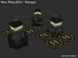 Neo Republic Hangar by DelphaDesign