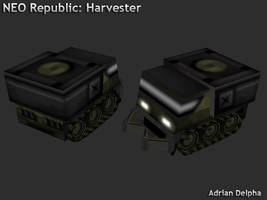 Neo Republic Harvester by DelphaDesign