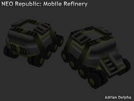 Neo Republic Mobile Refinery by DelphaDesign