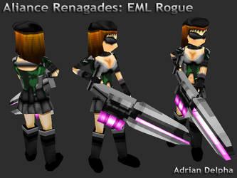 Alliance Renegades: EML Rogue by DelphaDesign