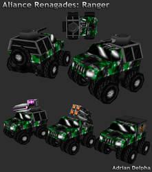 Alliance Renegades Ranger by DelphaDesign