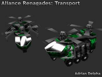 Transport by DelphaDesign