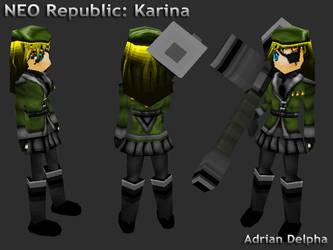 NEO Republic: Karina by DelphaDesign