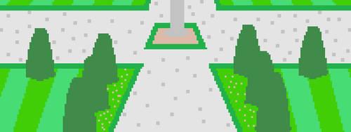 Retiro Pixel by DarkLordWriter