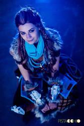 Aloy - Horizon: Zero Dawn cosplay by LuckyStrikeCosplay