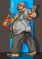 Zyvx: Nash Rick by katzai