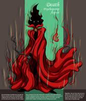 Zyvx: Death - Red by katzai