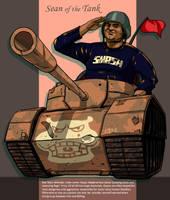 Zyvx: Sean of the Tank by katzai