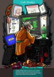 Zyvx: Code Monkey by katzai