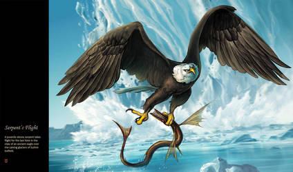 Zyvx: Serpent's Flight by katzai