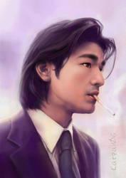 Takeshi by katzai