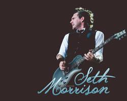 Seth Morrison (wallpaper) by LadyKayla2011