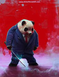 Mad Panda by egilpaulsen