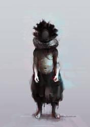 Shaman character 5 by egilpaulsen