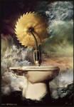Duchamp Saw by egilpaulsen