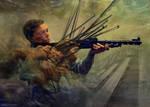 Virtuoso Violence by egilpaulsen