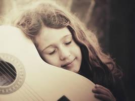 Soft guitar lulliby by Lionique