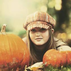 Pumpkin by Lionique