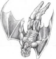 The Fallen Angel by Arinaldus