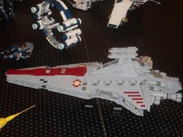 Lego Venator 2 by V-kony
