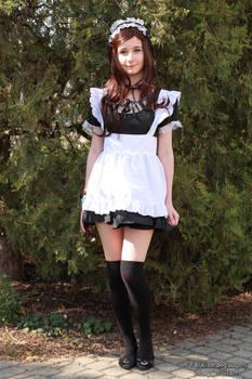 Maid Lolita 2 by V-kony