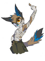 Hitch by me :3 by Translayer