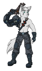 Frost, hero-pose by Translayer