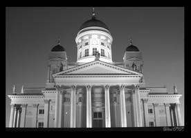 Tuomiokirkko, Helsinki. by knirket
