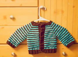 Baby sweater by adorablykawaii