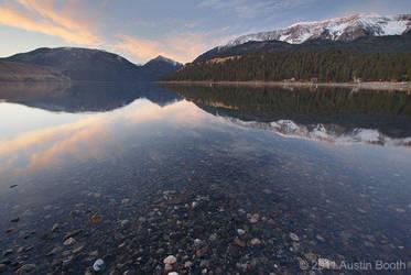 Wallowa Lake Sunrise by austinboothphoto